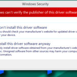instalasi drivers miflash